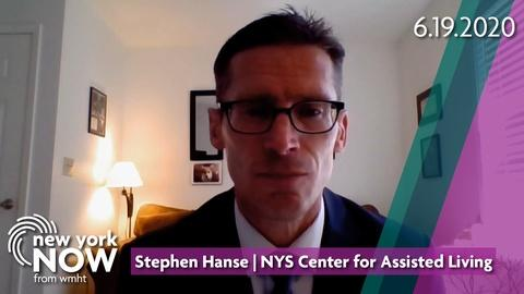 S2020 E25: Stephen Hanse on How COVID-19 as Spread to Nursing Homes