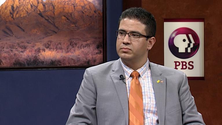 Fronteras: Mayor of Sunland Park - Javier Perea