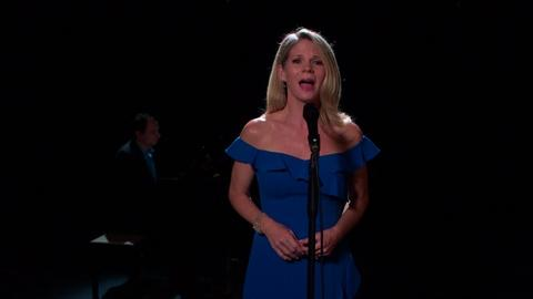 """A Capitol Fourth -- Kelli O'Hara Performs """"If I Loved You"""""""