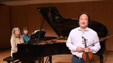 Scott Yoo Plays Mozart's Violin Sonata, K. 305