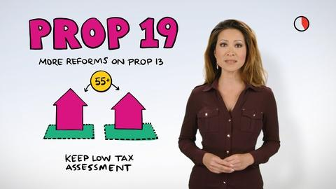 Ballot Brief -- Prop 19 in a Minute: Tax Assessment Transfers