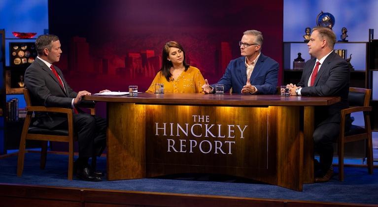 The Hinckley Report: A Supreme Investigation