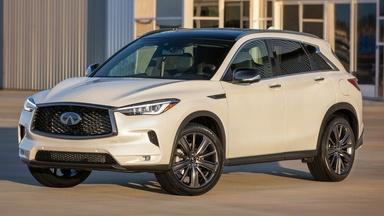 Drivers' Choice Awards & 2020 Infiniti QX50