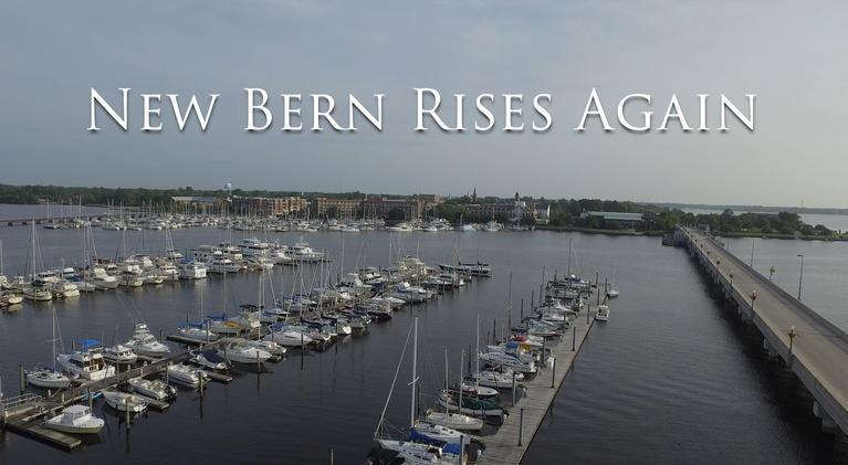 Public Media North Carolina Cares: New Bern Rises Again