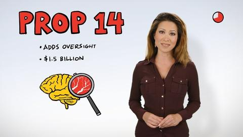 Ballot Brief -- Prop 14 in a Minute: Stem Cell Research