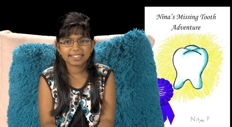 NHPBS Kids Writers Contest: Nina's Missing Tooth Adventure
