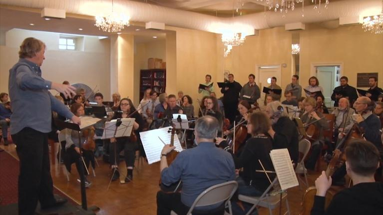 WLIW Arts Beat: American Classical Orchestra