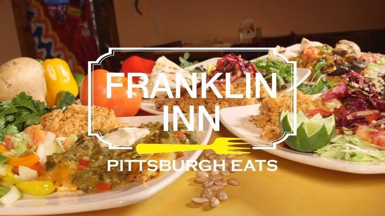 Pittsburgh Eats: Franklin Inn