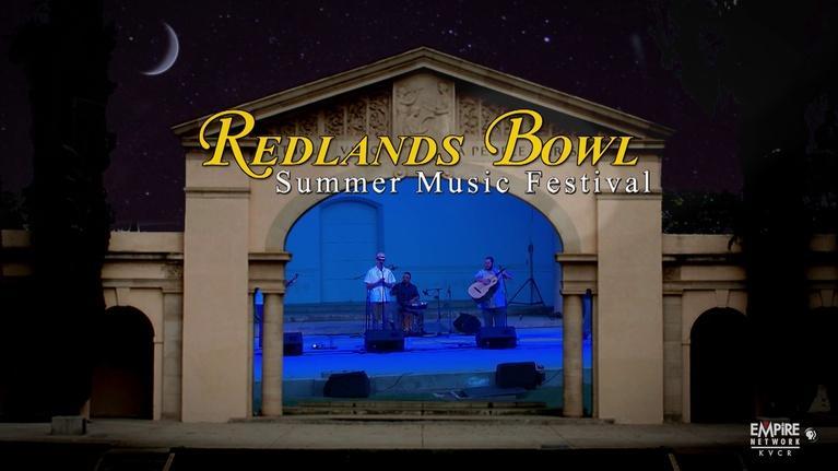 Redlands Bowl Summer Music Festival: Jarabe Mexicano Featuring Ballet Folklorico