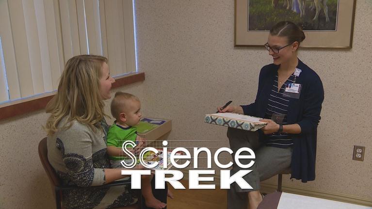 Science Trek: Heredity: Genetic Detectives