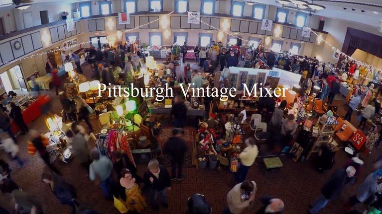 Nebby: Rick Sebak's Tales of Greater Pittsburgh: Pittsburgh Vintage Mixer