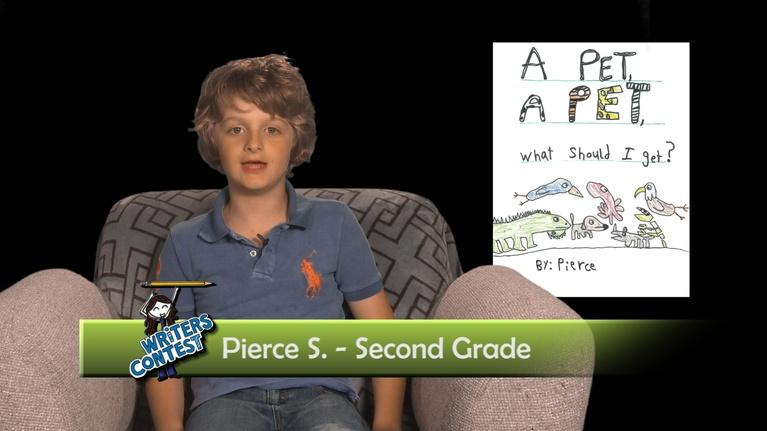 NHPBS Kids Writers Contest: A Pet, A Pet, What Should I Get?