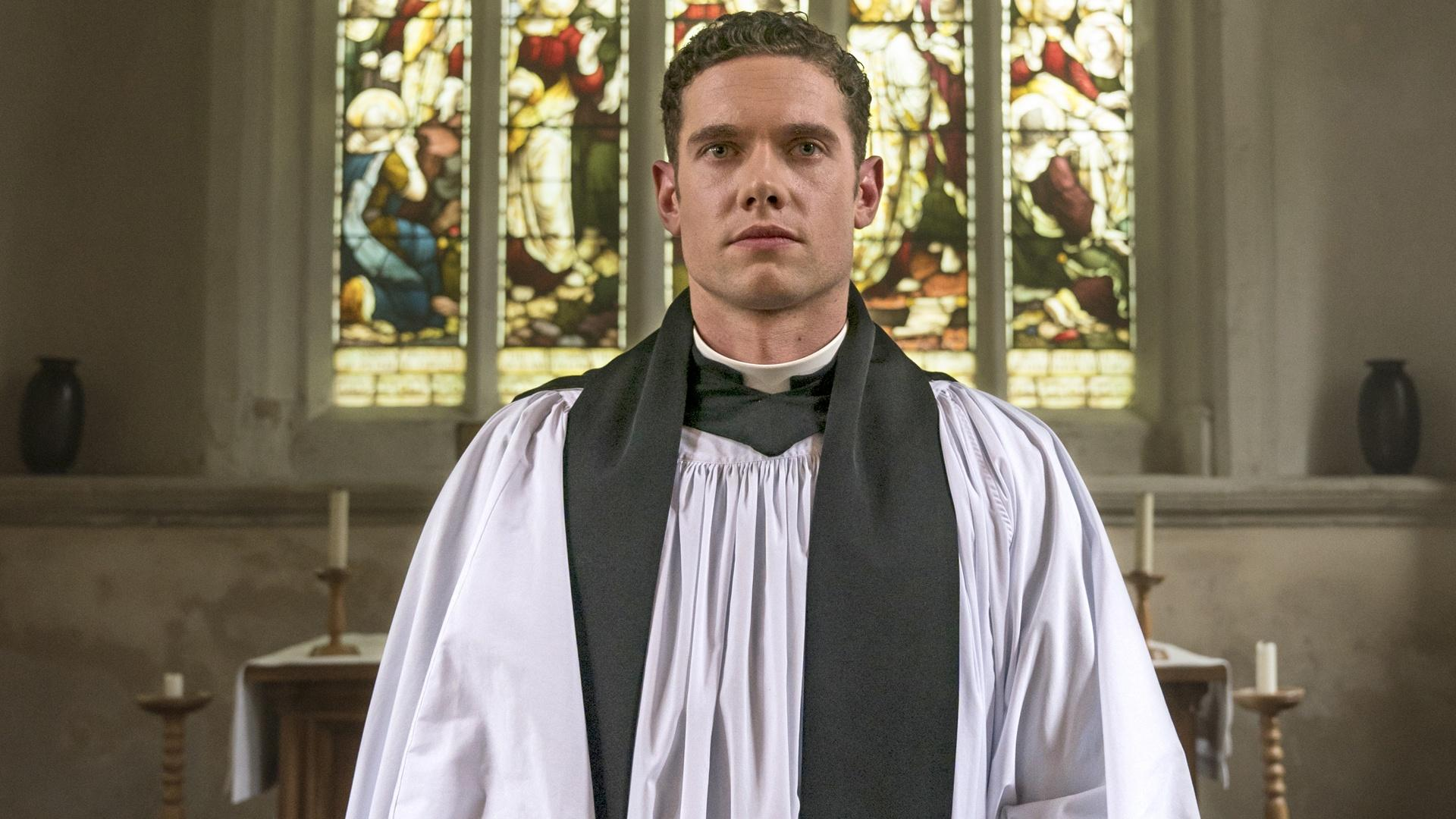 Becoming Grantchester's New Vicar