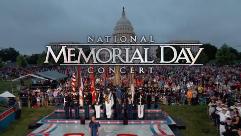 National Memorial Day Concert -- 2018 National Memorial Day Concert Preview