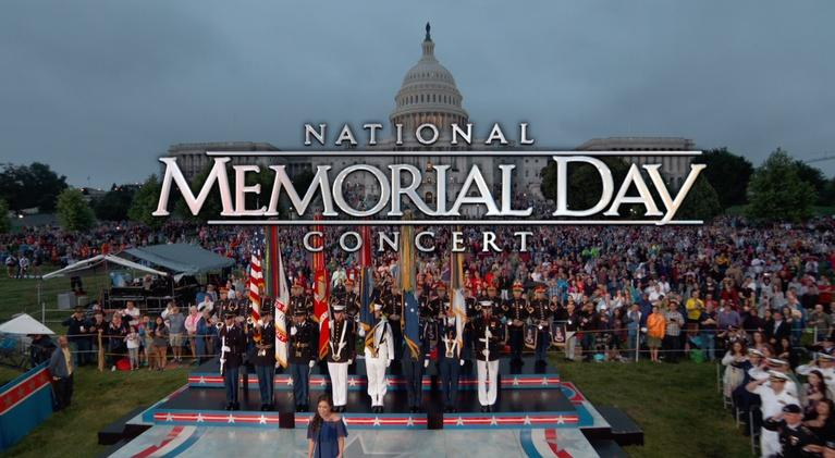 National Memorial Day Concert: 2018 National Memorial Day Concert Preview