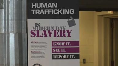 Experts expose human trafficking predator strategies