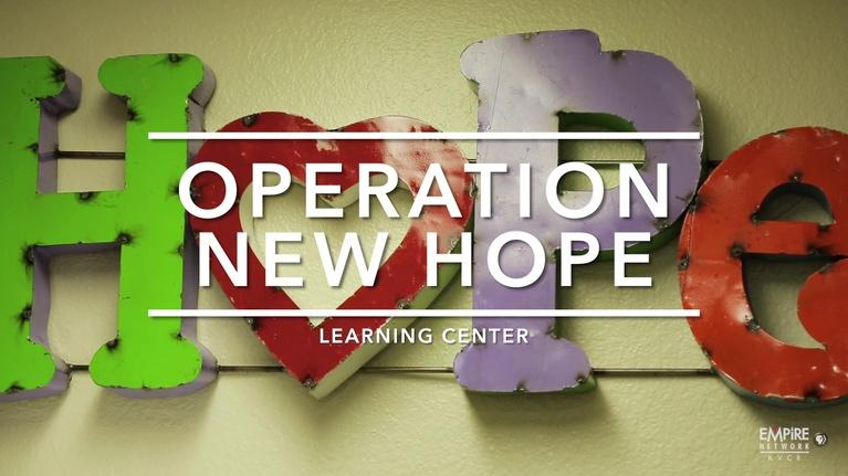 Expressions of Art: Operation New Hope Learning Center