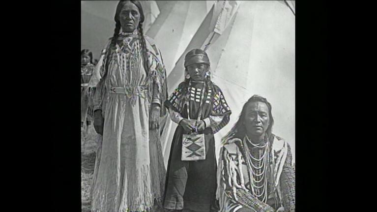Montana Mosaics: History of Montana's Native Americans (No. 104)