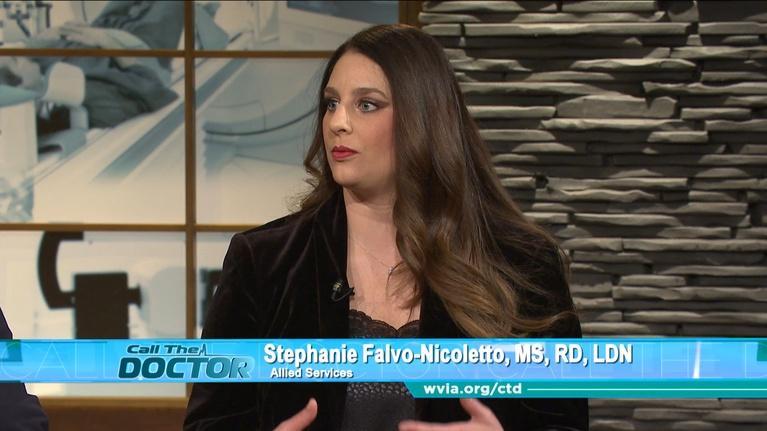 Call The Doctor: Stephanie Falvo-Nicoletto, MS, RD, LDN