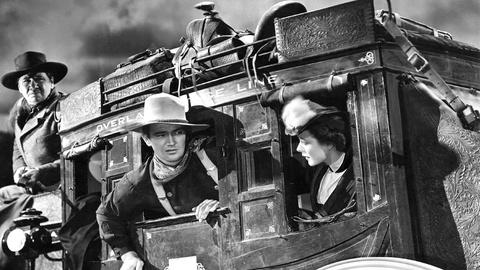 Lakeshore Classic Movies -- Stagecoach (1939)