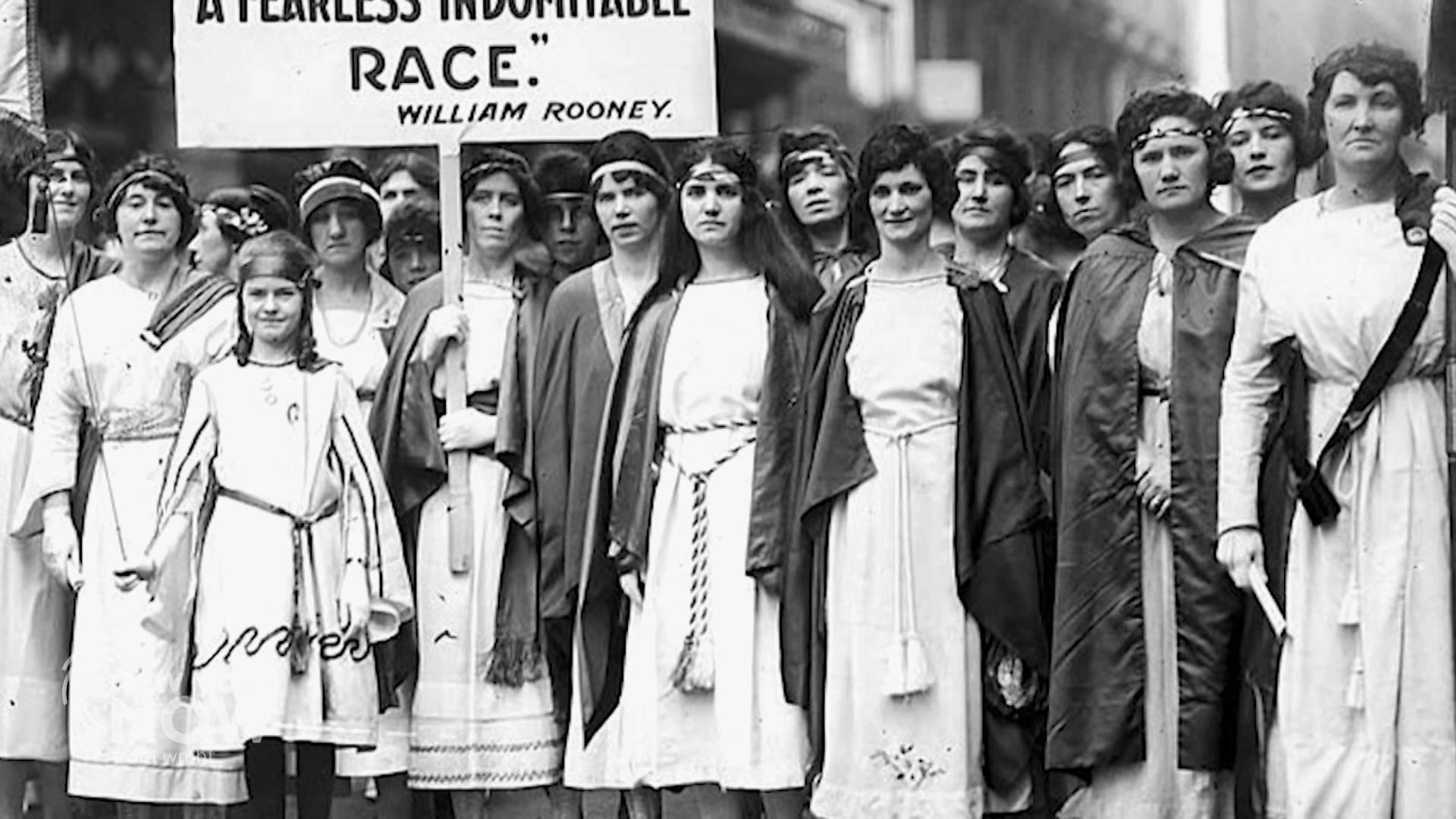 New York's Women's Rights Agenda