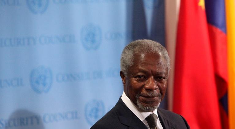 PBS NewsHour: Kofi Annan's long legacy as an arbiter for reform at the UN