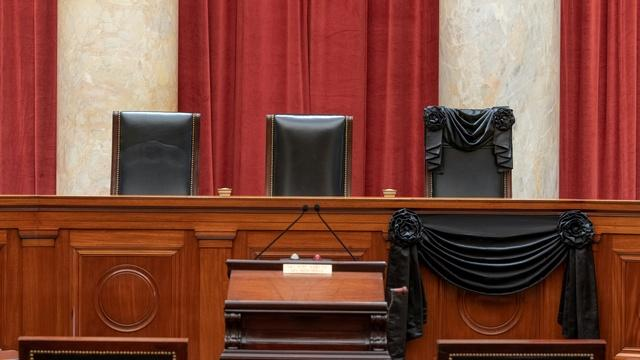 What's next in the fight over Ginsburg's Supreme Court seat?