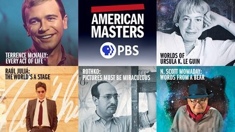 American Masters -- For Your Emmy® Consideration