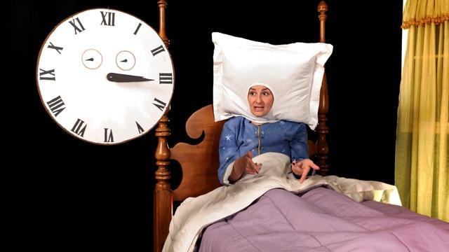 Clock Time - The Adventures of Sleepyhead