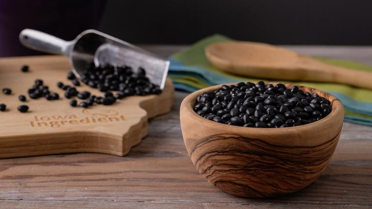 Iowa Ingredient: Black Beans