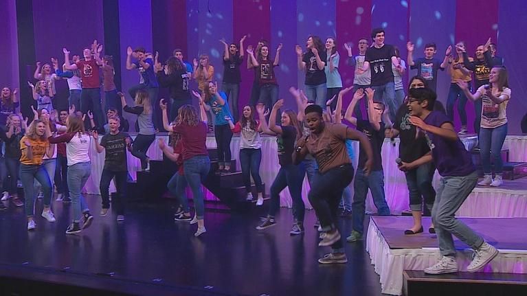 WPT Music & Arts: 2017 Overture's High School Musical Awards