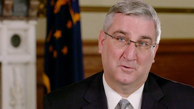 More Voices: Gov. Eric Holcomb