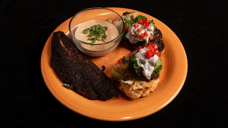 Fit to Eat: Blackened Snapper