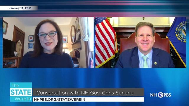 1/14/2021 - NH Governor Chris Sununu