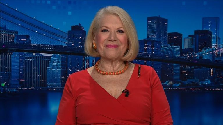 Amanpour and Company: Jill Wine-Banks Describes Sexism She Faced During Watergate