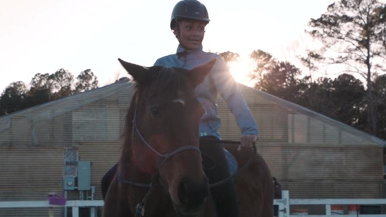 My Home, NC: Corral Riding Academy