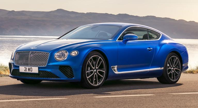MotorWeek: 2019 Bentley Continental GT & 2019 Cadillac XT4