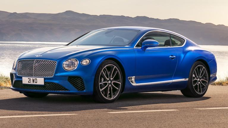 MotorWeek: 2019 Bentley Continental GT & 2019 Cadillac XT4