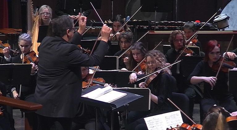 WFSU Music: FSU University Symphony Orchestra | February 29, 2020