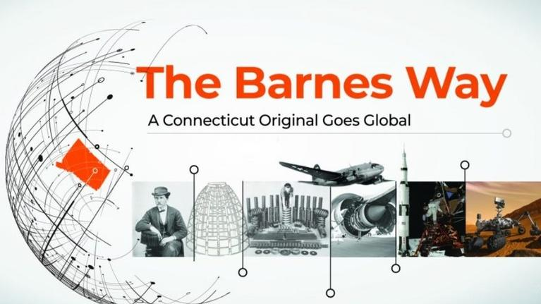 CPTV Documentaries: The Barnes Way: A Connecticut Original Goes Global