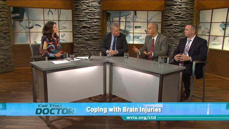 Call The Doctor: Coping with Brain Injuries