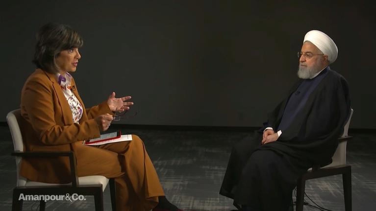 Amanpour and Company: Hassan Rouhani