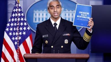 Surgeon General warns against vaccine misinformation