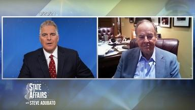 Fmr. Gov. Tom Kean on the Capitol Riots & Our Divided Nation