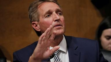 Trump's refusal to concede 'awful' for the U.S., Flake says