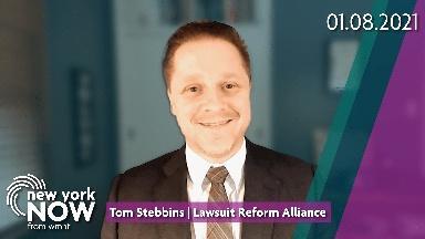 Tom Stebbins on New York's Justice System