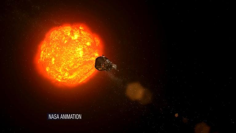 Chicago Tonight: NASA Mission to 'Touch the Sun' Begins to Unravel Mysteries