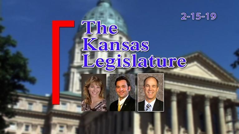 The Kansas Legislature: The Kansas Legislature Show  2019-02-15