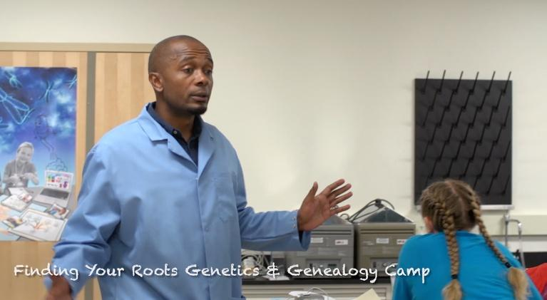 Finding Your Roots: The Seedlings: Final Presentations