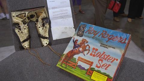 Antiques Roadshow -- S21 Ep24: Appraisal: 1957 Roy Rogers Contest Prize
